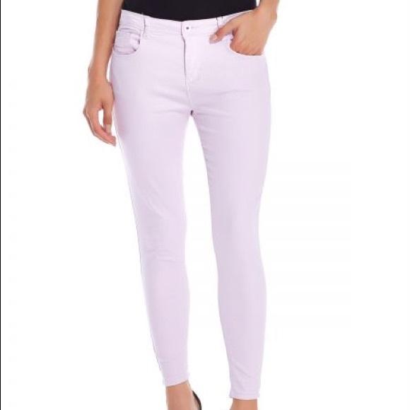 Seven7 Denim - Seven 7 Skinny Jeans Lilac